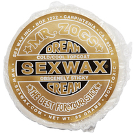 SEX WAX DREAM CREAM WAX TOPCOAT GOLD