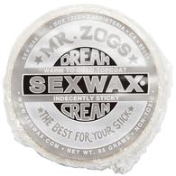 SEX WAX DREAM CREAM WAX TOPCOAT SILVER