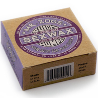 SEX WAX ECO QUICK HUMPS SURF WAX 2X PURPLE