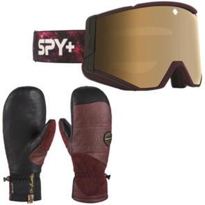 SPY OPTIC ACE 21 + DAKINE 2021 GORE-TEX WANAKA PACKAGE!
