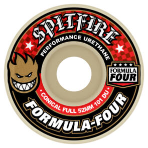 SPITFIRE F4 101D CONICAL FULL (RED PRINT) 52