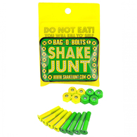 "SHAKE JUNT HARDWARE GREEN YELLOW 1"" ALLEN"