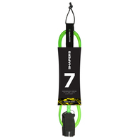 SHAPERS 7FT REGULAR LEASH GREEN