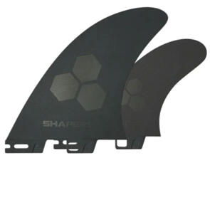 SHAPERS AM TWIN FIN COOL GREY SHAPERS 2 TAB