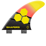 SHAPERS AM3 STEALTH SPECTRUM SMALL 3-FIN DUAL TAB