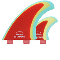 SHAPERS AP 5.59 RED D-TAB LIMITED TWIN (PRO GLASS)
