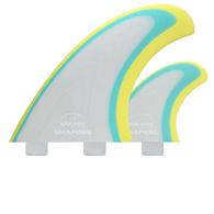 SHAPERS AP 5.79 GREY D-TAB LTD TWIN (PRO GLASS)