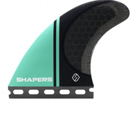 SHAPERS CARBON STEALTH S3 SMALL 3-FIN S-TAB