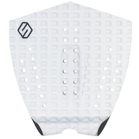 SHAPERS TAIL PAD WHITE & LEG ROPE COMBO