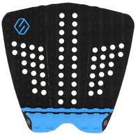 SHAPERS PERFORMANCE II BLACK BLUE TAIL PAD