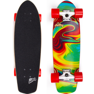 """SHIFTY THE GROOVE LONGBOARD COMPLETE 27"""""""