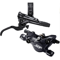 SHIMANO BR-M8100 FRONT DISC BRAKE XT 2-PI (EXCLUDES ROTOR)