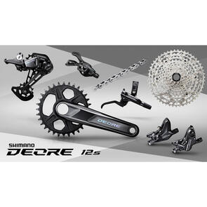 DEORE 12 SPEED GROUPSET