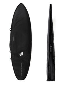 CREATURES OF LEISURE 2021 SHORTBOARD DAY USE DT2.0 BLK/SILVER 6FT