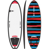 SIC DARKHORSE SOFT TOP SURFBOARD 5'8""