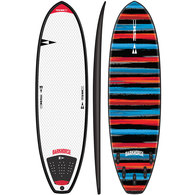 SIC DARKHORSE SOFT TOP SURFBOARD 6'8""