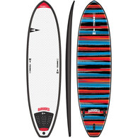 SIC DARKHORSE SOFT TOP SURFBOARD 7'4""