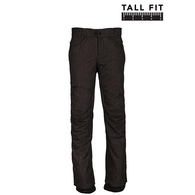 686 2018 WOMENS PATRON INSUL PANT TALL BLACK DENIM