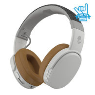 SKULLCANDY CRUSHER 3 WIRELESS HEADPHONES GREY TAN GREY