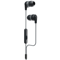 SKULLCANDY INK'D + WIRED BLACK/GRAY