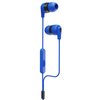 SKULLCANDY INK'D + WIRED COBALT BLUE