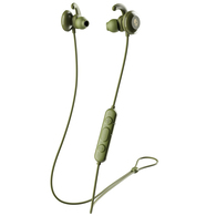 SKULLCANDY METHOD WIRELESS ACTIVE SPORT MOSS OLIVE YELLOW