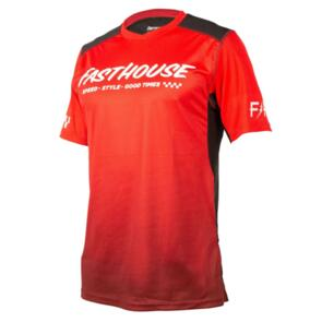 FASTHOUSE 2021 ALLOY SLADE SHORT SLEEVE JERSEY RED/BLACK