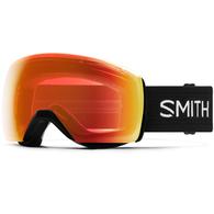 SMITH 2020 SKYLINE XL BLACK CHROMAPOP EVERYDAY RED
