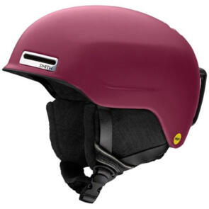 SMITH 2022 WOMENS ALLURE MIPS MATTE MERLOT