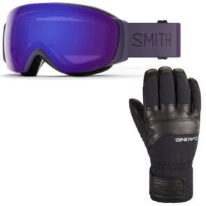 SMITH 21 MAG LIMITED EDITION + DAKINE GORE-TEX POWDER