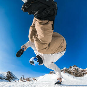 GOPRO SNOWBOARD PACKAGE THE SHORTY + MOUNTS & TOOL