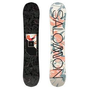 SALOMON WOMENS SNOWBOARD WONDER 152