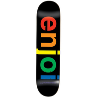 ENJOI SPECTRUM BLACK 8.25