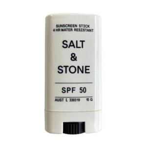 SALT AND STONE ORGANIC SPF50 UNTINTED FACE STICK