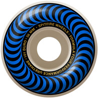 SPITFIRE FORMULA4 CLASSIC BLUE 56MM 99A