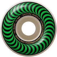 SPITFIRE FORMULA4 CLASSIC GREEN 52MM 101A