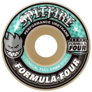 SPITFIRE FORMULA4 CONICAL FULL NATURAL 54MM 97A