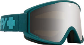 SPY OPTIC CRUSHER ELITE 21 - MATTE TEAL HD BRONZE WITH SILVER SPECTRA MIRROR