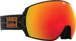 SPY OPTIC LEGACY 21 - SPY ERIC JACKSON HD PLUS BRONZE WITH RED SPECTRA MIRROR -