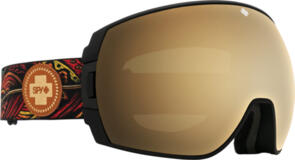 SPY OPTIC LEGACY 21 - WILEY MILLER HD PLUS BRONZE WITH GOLD SPECTRA MIRROR - HD