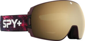SPY OPTIC LEGACY SE 21 - GALAXY PURPLE HD PLUS BRONZE WITH GOLD SPECTRA MIRROR -