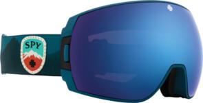 SPY OPTIC LEGACY SE 21 - TRAILBLAZER BLUE HD PLUS ROSE WITH DARK BLUE SPECTRA