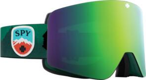 SPY OPTIC MARAUDER 21 - TRAILBLAZER GREEN HD PLUS BRONZE WITH GREEN SPECTRA
