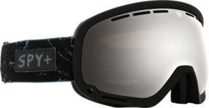 SPY OPTIC MARSHALL 21 - GLACIAL BLACK HD PLUS BRONZE WITH SILVER SPECTRA MIRROR