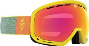 SPY OPTIC MARSHALL 21 - NEON POP HD PLUS BRONZE WITH PINK SPECTRA MIRROR - HD