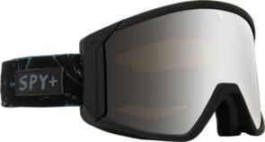 SPY OPTIC RAIDER 21 - GLACIAL BLACK HD BRONZE WITH SILVER SPECTRA - HD LL