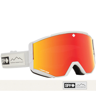 SPY 2019 ACE ESSENTIAL WHITE-HAPPY GRAY GREEN W/RED SPECTRA