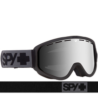 SPY OPTIC 2020 WOOT MATTE BLACK-BRONZE W/SILVER SPECTRA
