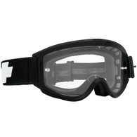 SPY OPTIC BREAKAWAY BLACK - CLEAR W/POSTS