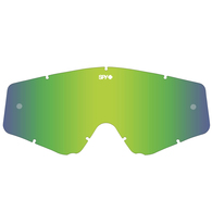 SPY OMEN SMOKE GREEN SPECTRA REPLACEMENT LENS - AFP